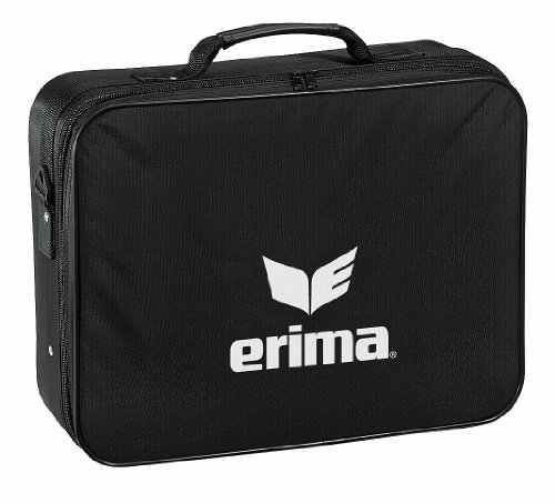 Erima Basic Servicekoffer, Schwarz, Einheitsgröße