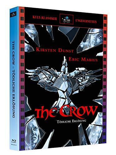 The Crow 3 - Tödliche Erlösung - Mediabook - Cover Astro (+ Bonus-Blu-ray: Deadly Prey)