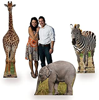 Best cardboard cut out animals Reviews
