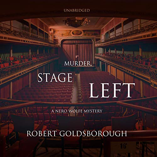 Couverture de Murder, Stage Left