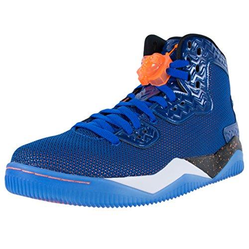 Nike Air Jordan Spike Forty PE, Zapatillas de Deporte Hombre, Azul/Naranja/Blanco/Negro (Game Royal/Ttl Orng-White-Blk), 45 1/2