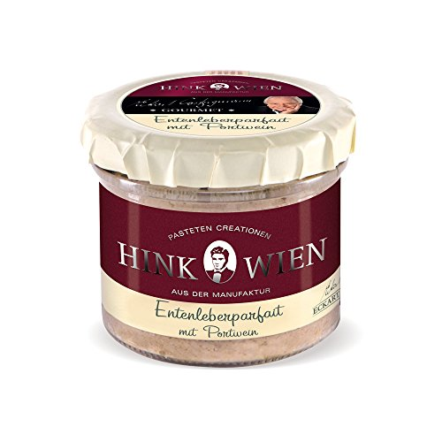 Hink Entenleber-Parfait mit Portwein 100g