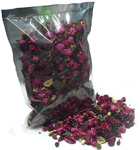 MERCAVIP Thermovip. Duftende Potpourri aus getrockneten Blumen Violett. Wirtschaftlich-Format 150 Gr Beutel