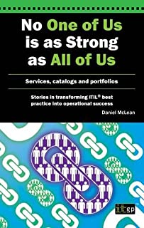 No One of Us is as Strong as All of Us: Services, Catalogs and Portfolios