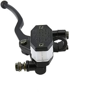 1 paire de maitre cylindre de frein arri/ère levier gauche et droite for Yamaha Aerox YQ50 1997-2013 MBK Nitro Levier De Frein De Bonne Qualit/é