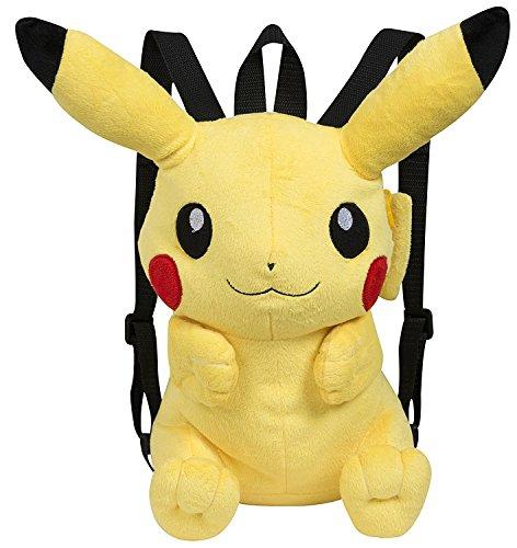 Famosa Softies - 760015201 - Sac à dos Pikachu
