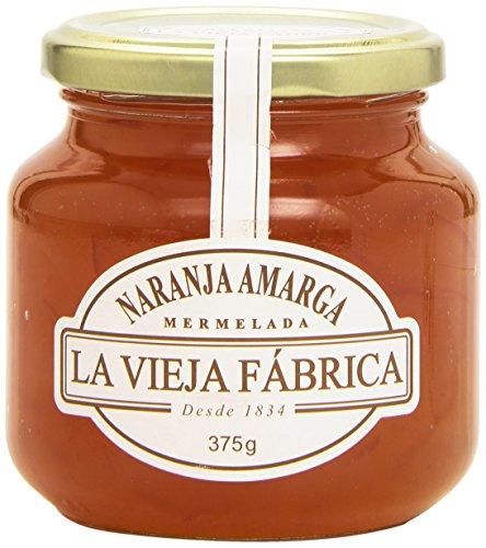 La Vieja Fábrica Mermelada de Naranja Amarga, 375g