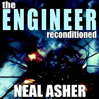 The Engineer ReConditioned cover art