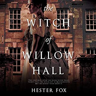 The Witch of Willow Hall cover art