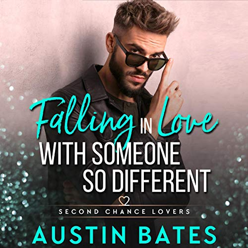 Falling in Love with Someone so Different audiobook cover art