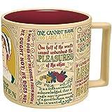 HRDZ Tazza in Ceramica Regalo Coppia Tazza