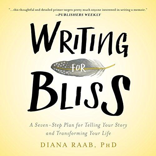 Writing for Bliss audiobook cover art