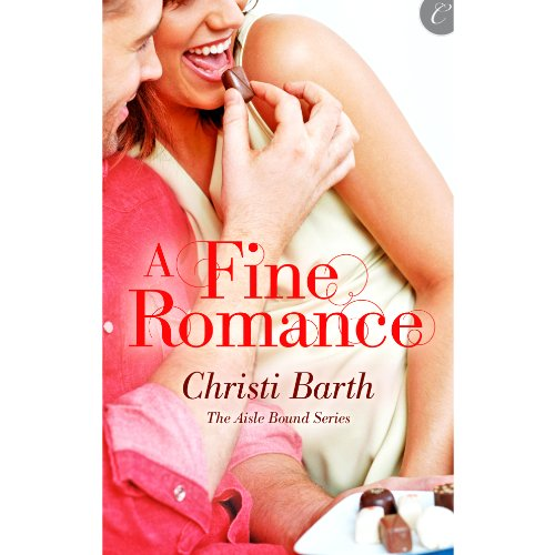 A Fine Romance audiobook cover art