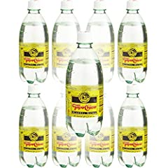 Topo Chico Mineral Water 20 Oz Plastic Bottle (Pack of 8, Total of 160 Oz)