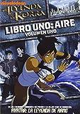 Leyenda De Korra: Libro Uno. Aire [DVD]