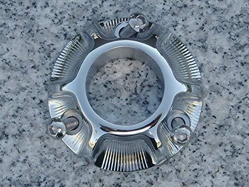 i5 Chrome Billet Exhaust Tip for Yamaha TTR 50 110 125 TTR50 TTR110 TTR125, Suzuki DRZ DRZ125, Kawasaki KLX KLX125