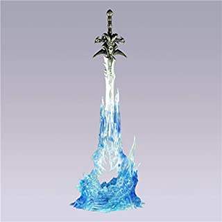 HNBY World of Warcraft Toy Lich King Statue Model Game Character Crafts / 30CM Decoration Souvenir