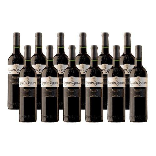 Ramon Bilbao Reserva - Rotwein - 12 Flaschen