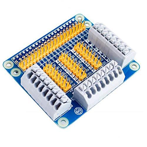 weichuang Elektronisches Zubehör Multifunktions-GPIO-Erweiterungsplatine für RPi Orange Pi Banana Pi Elektronisches Zubehör Elektronisches Zubehör