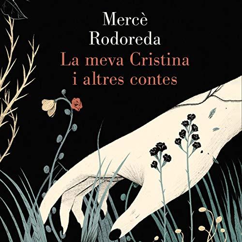 Diseño de la portada del título La meva Cristina i altres contes
