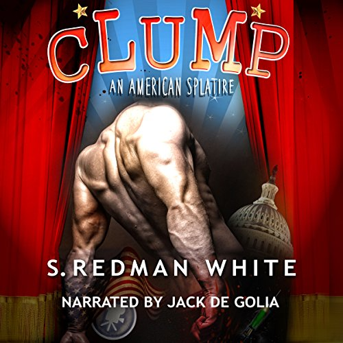 Clump audiobook cover art