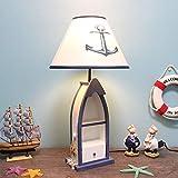 Moderno Estilo nórdico Lampara de mesa creativo Original Madera Tipo de nave...
