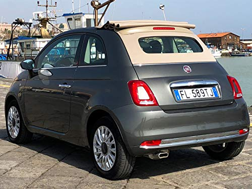 Im Fiat 500 Cabrio auf Entdeckungstour in Sizilien