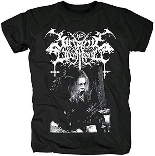 Satanic warmaster Black Metal Heavy Metal New Cotton t-Shirt