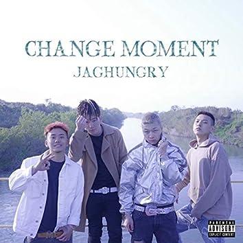 CHANGE MOMENT