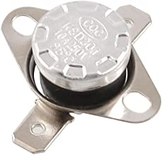 sourcingmap/® 2 Pcs Thermostat 95C NC KSD301 temp/érature en c/éramique