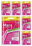Mara Expert - Cepillos interdentales (0,4 mm, ISO 0 extra finos, 6 x 14 (=...