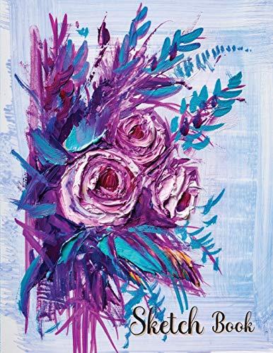 Sketch Book|Sketchbook for Art|Blank Journal|Sketching Book|Sketchbook for Drawing| Sketch Pad 8.5x11|Sketch Pad for Drawing|