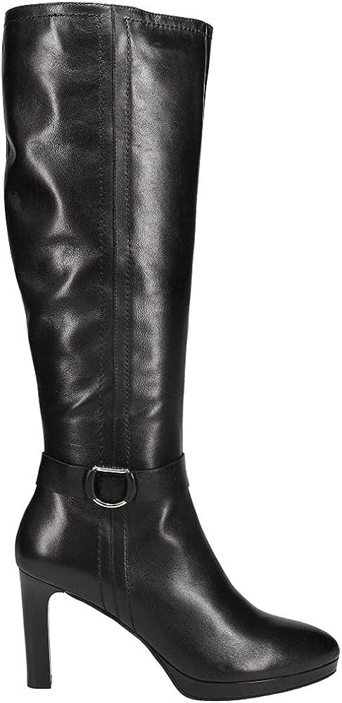 AQUATALIA Womens Ryleigh Calf Zippered Dress Boots Mid Calf High Heel 3