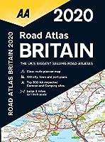 AA 2020 Road Atlas Britain (Aa Road Atlas)