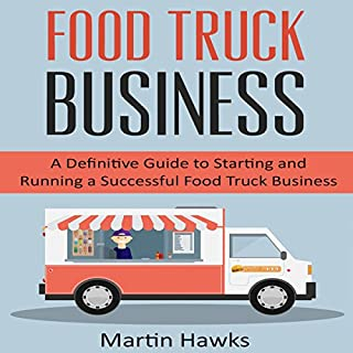 Food Truck Business audiobook cover art