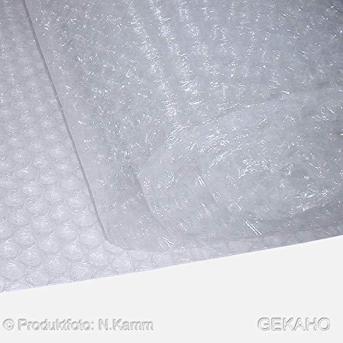 GeKaHo Luftpolsterfolie 4,00 m breit, Winterfolie Frostschutzfolie Isolierfolie Wärmefolie Noppenfolie (6.00)