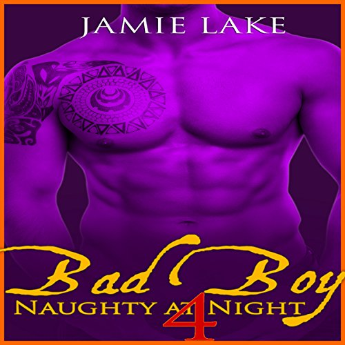 Bad Boy: Naughty at Night 4 audiobook cover art