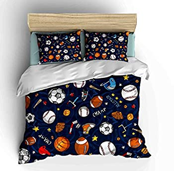 Best full size sports bedding Reviews