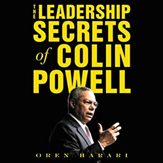 The Leadership Secrets of Colin Powell audiobook cover art
