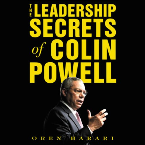 The Leadership Secrets of Colin Powell cover art