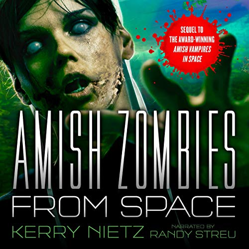 Couverture de Amish Zombies from Space
