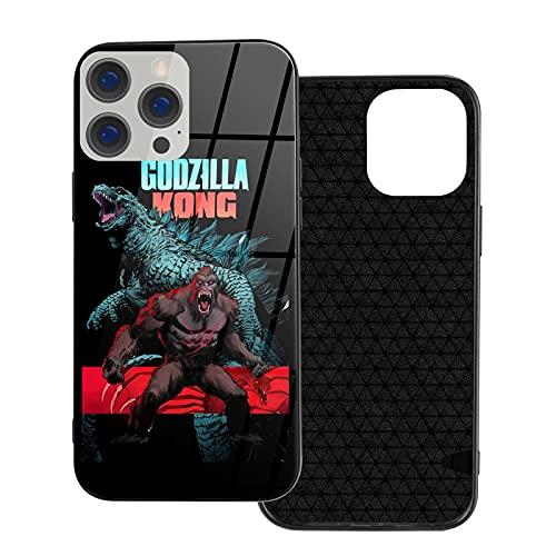 Godzilla - Funda para iPhone 12 Series diseñada para IP12 Pro-6.1 (poliuretano termoplástico)