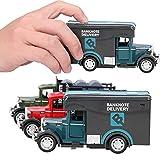 FASJ Juego de vehículos de construcción, Mini Juguetes de Coche de aleación Exquisita simulados para 3 años + para Regalo de cumpleaños((3 Piece Set))