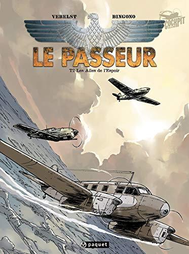 Le Passeur 2 : Les Ailes de l'espoir (French Edition)
