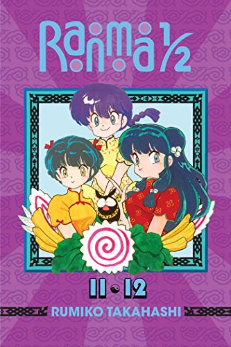 Ranma 1/2 (2-In-1 Edition), Vol. 6: Includes Volumes 11 & 12