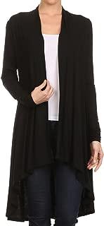 longline cardigan plus size