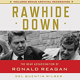 Rawhide Down audiobook cover art