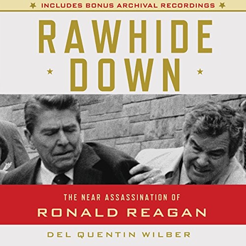 Rawhide Down audiobook cover art