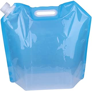 3L Portable Folding Outdoor Camping Drinking Water Bag Container Carrier ttnight Collapsible Water Container
