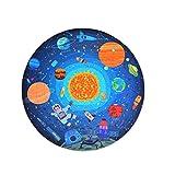 N\A Rompecabezas educativos de Jigsaw Universo del Espacio de Niños 150 Piezas de niños y niñas Cerebro Juguetes 5-6-8 Años de Edad